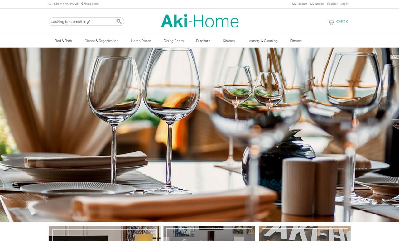 Aki Home.com